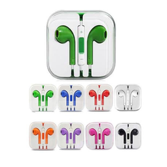 iPhone 5 Headphones with Remote & Mic - BoardwalkBuy - 1