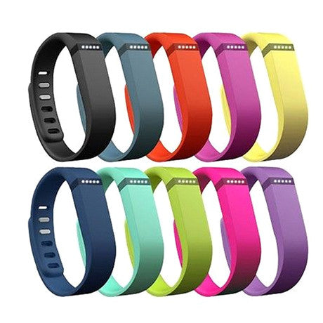 Fitbit Flex Wristband Activity Bracelet Case - Assorted Colors