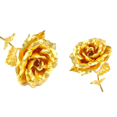 24K Gold Plated Forever Love Rose - BoardwalkBuy - 4