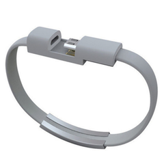 Micro Usb Data Sync Charging Bracelet Cable 25Cm