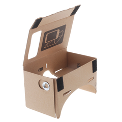 Google Cardboard - Head Mount Strap Included - BoardwalkBuy - 5