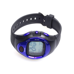 Heart Rate Monitor Watch - Assorted Colors - BoardwalkBuy - 3