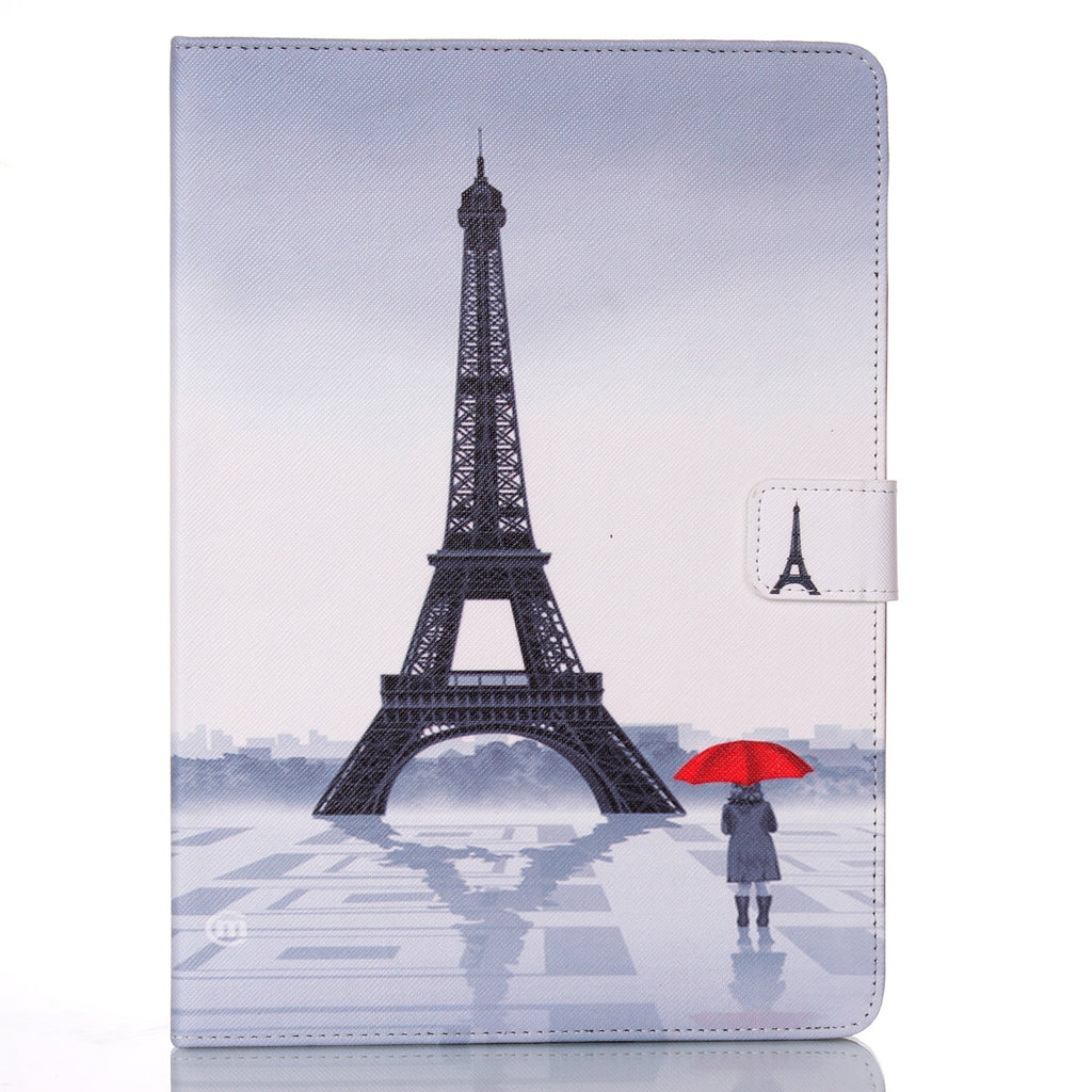 Tower Leather Case for iPad Air - BoardwalkBuy - 1