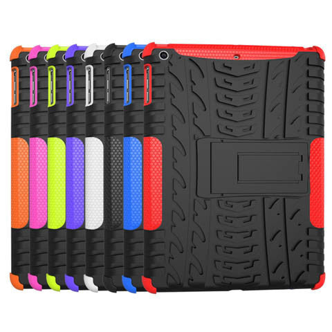 Hyun-shaped pattern Armor Soft TPU Case for ipad5/air - BoardwalkBuy - 1