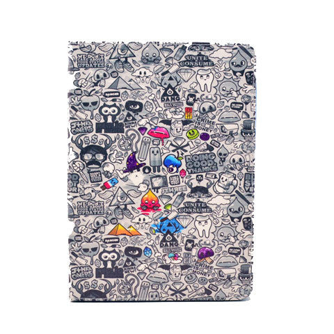 Comic Leather Case for iPad Air - BoardwalkBuy - 1