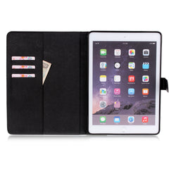 No Touch Leather Case for iPad Air2 - BoardwalkBuy - 3