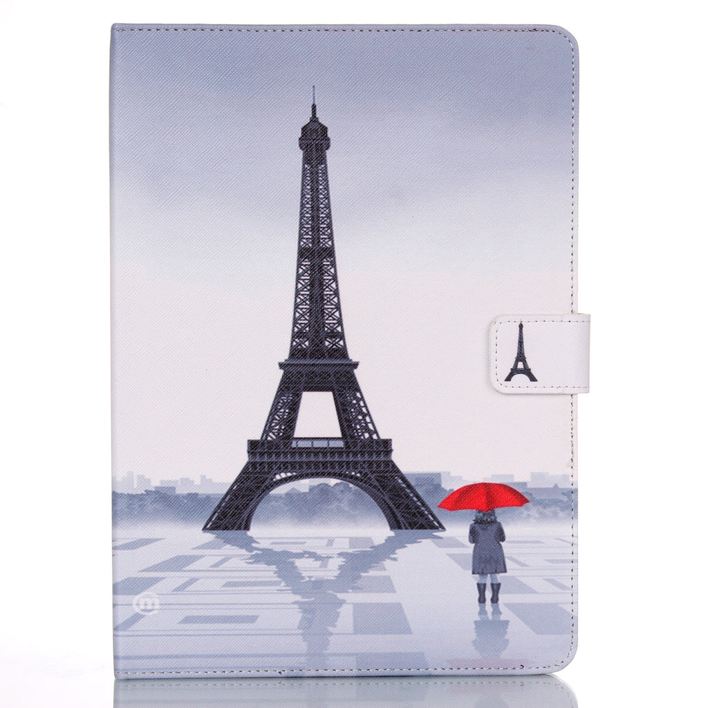 Tower Leather Case for iPad Air2 - BoardwalkBuy - 1