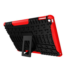 Hyun-shaped pattern Armor Soft TPU Case for ipad6/air2 - BoardwalkBuy - 10
