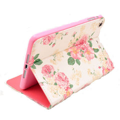 Pink Leather Case for iPad mini2 - BoardwalkBuy - 2
