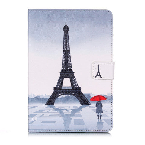 Tower Leather Case for iPad mini2 - BoardwalkBuy - 1