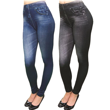 Slim & Lift Caresse Jeans - Single and 2 Pack - BoardwalkBuy - 1