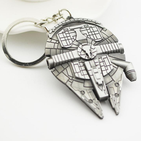 Star Wars Falcon Keychain