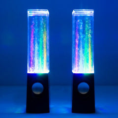 LED Dancing Water Speakers - BoardwalkBuy - 1