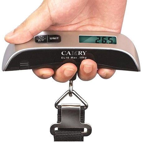 Electronic Luggage Scale With Built-In Backlight - BoardwalkBuy - 1