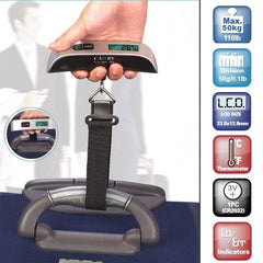 Electronic Luggage Scale With Built-In Backlight - BoardwalkBuy - 3