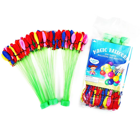 Magic Water-Balloon Maker Sets-3 Packs - BoardwalkBuy - 1