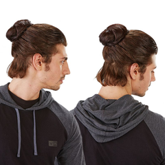 Clip In Man Bun - BoardwalkBuy - 7