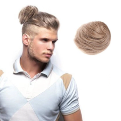 Clip In Man Bun - BoardwalkBuy - 6