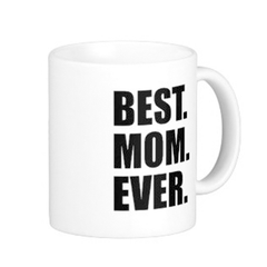 Best Mom Ever Coffee Mug - BoardwalkBuy - 1