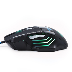 Gaming Mouse 7 Button 5500 DPI LED Optical USB Wired - BoardwalkBuy - 3