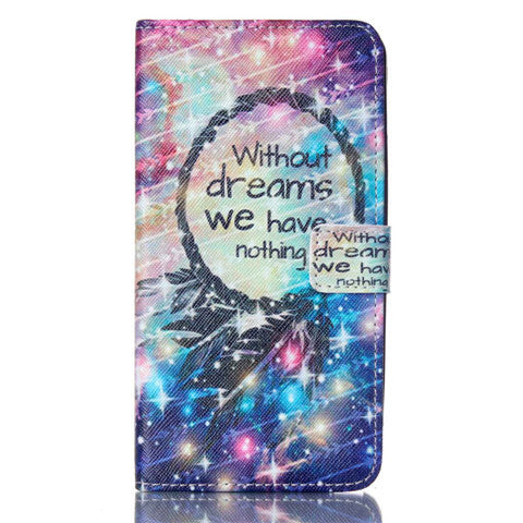 Dream Stand Leather Case For Samsung note3 - BoardwalkBuy - 1