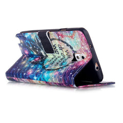 Dream Stand Leather Case For Samsung note3 - BoardwalkBuy - 4