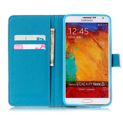 Dandelion Stand Leather Case For Samsung note3 - BoardwalkBuy - 4