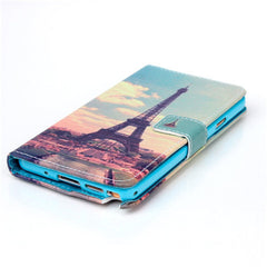 Paris Stand Leather Case For Samsung note3 - BoardwalkBuy - 2