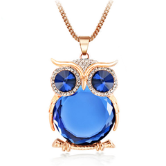 Trendy Owl Necklace - BoardwalkBuy - 4