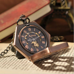 Hexlock Mechanical Pocket Watch - Ashley Jewels - 2