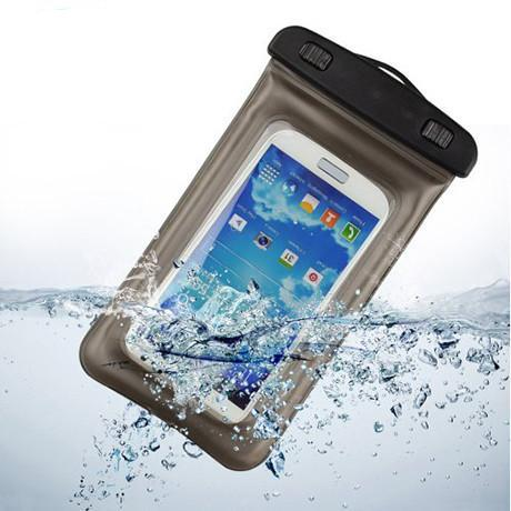 2-Pack: Waterproof Pouches for iPhones and Smartphones - BoardwalkBuy