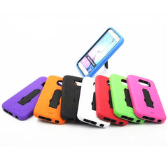 Silicone & PC Hybrid Case for Samsung S6 - BoardwalkBuy - 1