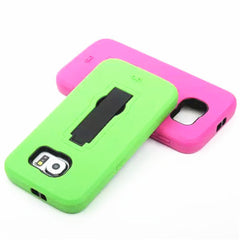 Silicone & PC Hybrid Case for Samsung S6 - BoardwalkBuy - 2