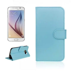 Wallet Stand Leather Case for Samsung S6 - BoardwalkBuy - 3