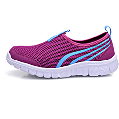 Breathable Slip-On Sports Shoe - BoardwalkBuy - 7