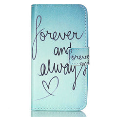 Forever Stand Leather Case For Samsung S4 - BoardwalkBuy - 1
