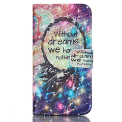 Dream Stand Leather Case For Samsung S4 - BoardwalkBuy - 1