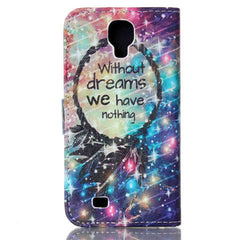Dream Stand Leather Case For Samsung S4 - BoardwalkBuy - 3