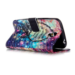 Dream Stand Leather Case For Samsung S4 - BoardwalkBuy - 4