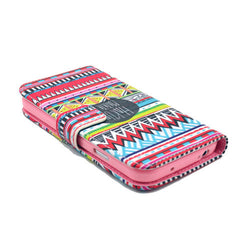 Matata Stand Leather Case For Samsung S4 - BoardwalkBuy - 4