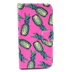 Pineapple Stand Leather Case For Samsung S4 - BoardwalkBuy - 1