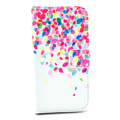 Petals Stand Leather Case For Samsung S4 - BoardwalkBuy - 1