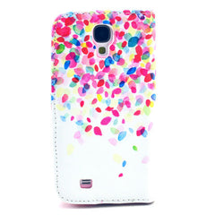 Petals Stand Leather Case For Samsung S4 - BoardwalkBuy - 3