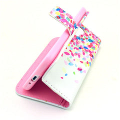 Petals Stand Leather Case For Samsung S4 - BoardwalkBuy - 2