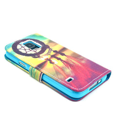Dreamcatcher Stand Leather Case For Samsung S5 - BoardwalkBuy - 4
