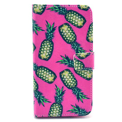 Pineapple Stand Leather Case For Samsung S5 - BoardwalkBuy - 1
