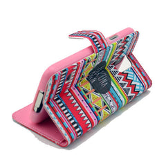 Matata Stand Leather Case For Samsung S5 - BoardwalkBuy - 2
