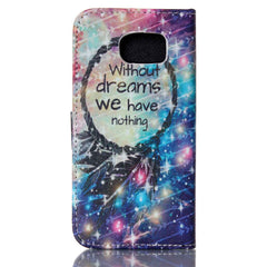 Dream Stand Leather Case For Samsung S6 - BoardwalkBuy - 4