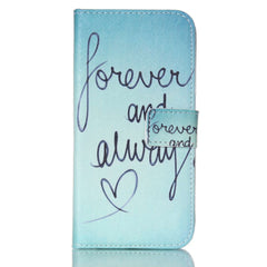 Forever  Stand Leather Case For Samsung S6 - BoardwalkBuy - 1