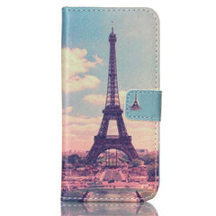 The Eiffel Tower Stand Leather Case For Samsung S6 Edge - BoardwalkBuy - 2